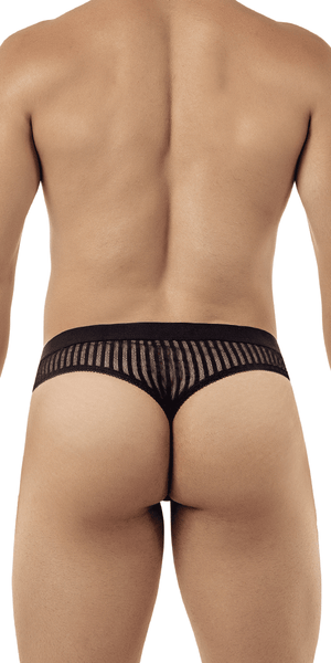 Candyman 99404 V Thongs Black