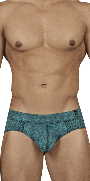 Clever 0136 Mistic Latin Briefs Green