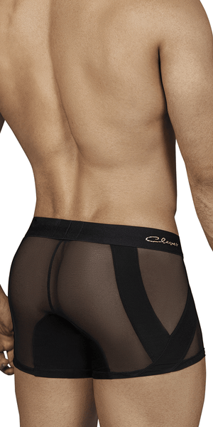 Clever 0137  Calm Boxer Briefs Black
