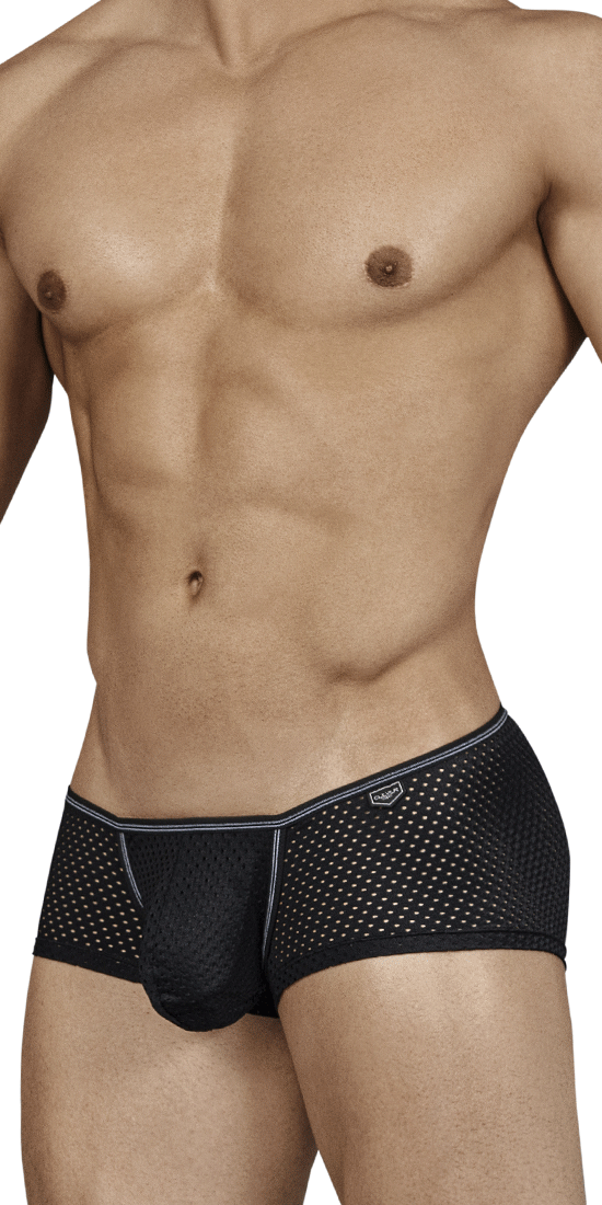 Clever 0141 Fullness Latin Trunks Black