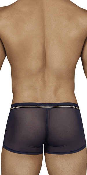 Clever 0143 Deep Latin Trunks Black