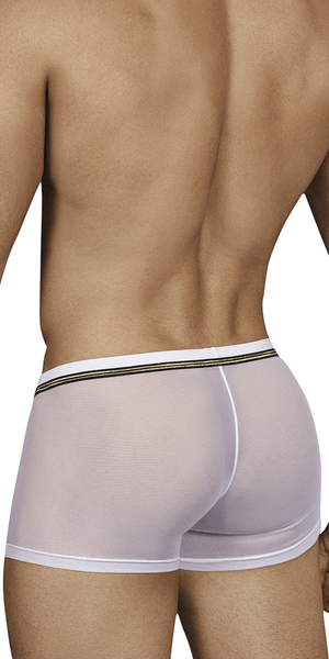 Clever 0143 Deep Latin Trunks White