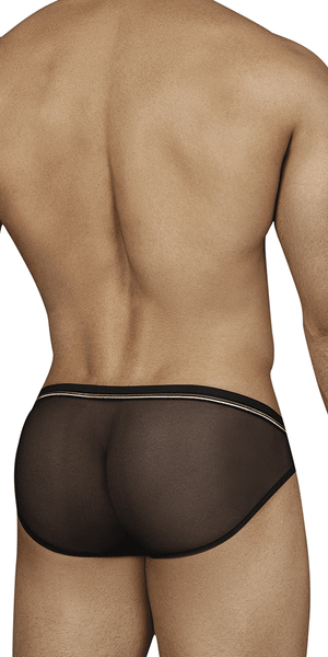 Clever 0144 Deep Briefs Black
