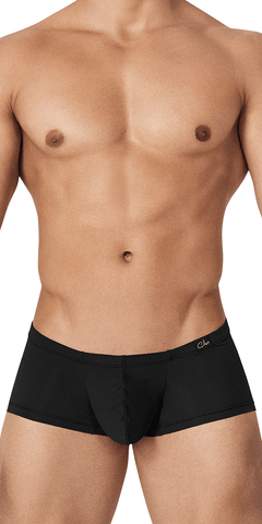 Clever 0256 Imperturbable Latin Trunks Black