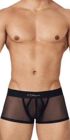 Clever 0259 Myself Latin Trunks Black