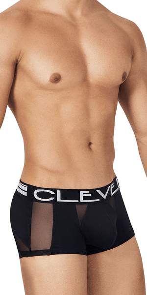 Clever 0265 Private Latin Trunks Black