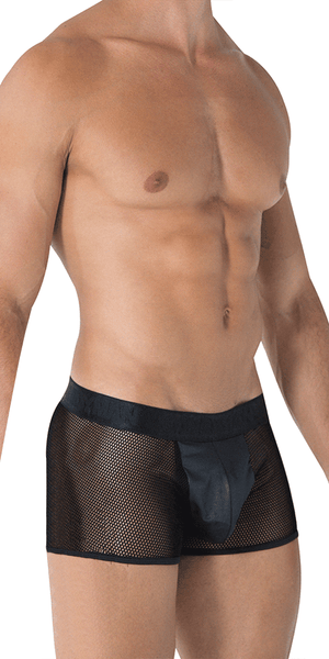 Candyman 99479 Mesh Trunks Black