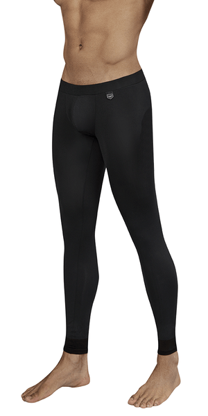Clever 0159 Nirvana Athletic Pants  Black
