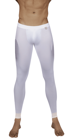 Clever 0159 Nirvana Athletic Pants  White