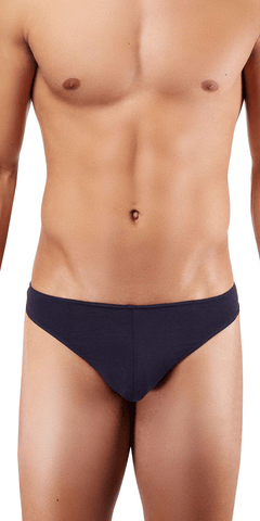 DOREANSE 1280 Hang-loose Thong In Navy