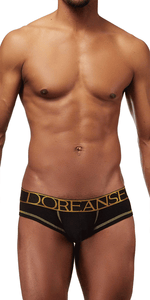 DOREANSE 1325 Dore Brief In Black