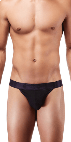 DOREANSE 1379 Micromodal Thong In Black