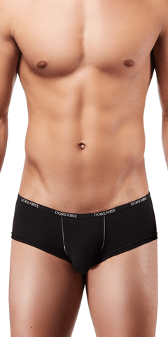 DOREANSE 1781 Naked Mini Trunk In Black