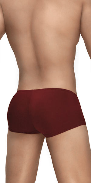 Ergowear Ew0924 Feel Modal Mini Boxer Burgundy