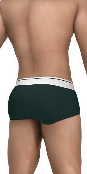Ergowear Ew0927 Feel Modal Boxer Briefs Pine Green