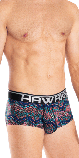 Hawai 42053 Assorted Colors Mini Trunks Blue