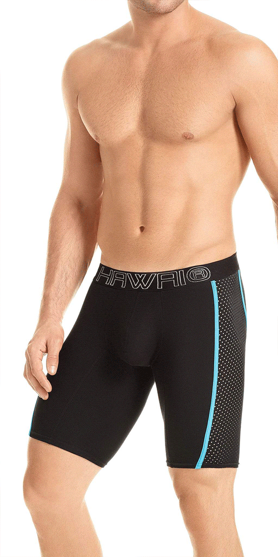 Hawai 41904 Boxer Briefs Black