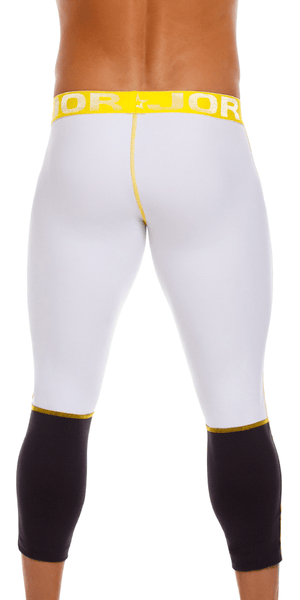 Jor 1169 Rally Athletic Pants White