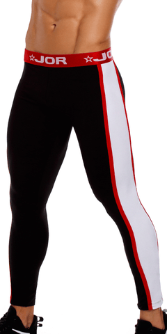 Jor 1170 Ares Athletic Pants Black
