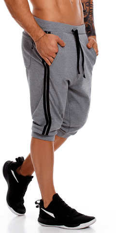 Jor 1182 Bosse Athletic Shorts Gray