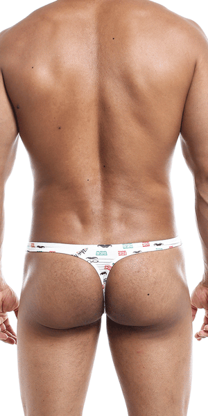 Joe Snyder Js03 Thong (cr) Mexican