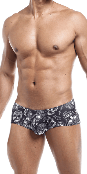 Joe Snyder Js13 Cheek Boxer (cp) Skulls