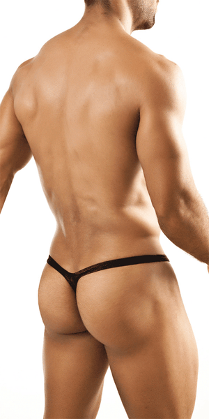 Joe Snyder Jsbul02 Bulge Tanga Black Lace