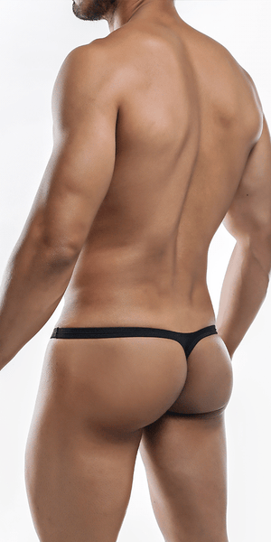 Joe Snyder Jsbul02 Bulge Tanga Black