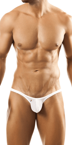 Joe Snyder Jsbul02 Bulge Tanga White Mesh