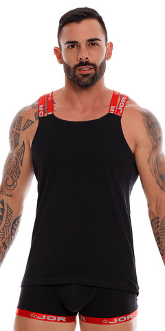Jor 0943 Power Tank Top Black