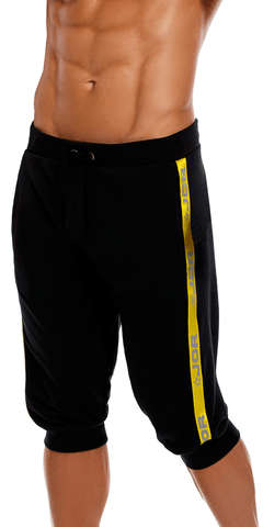 Jor 1173 Sparta Athletic Shorts Black