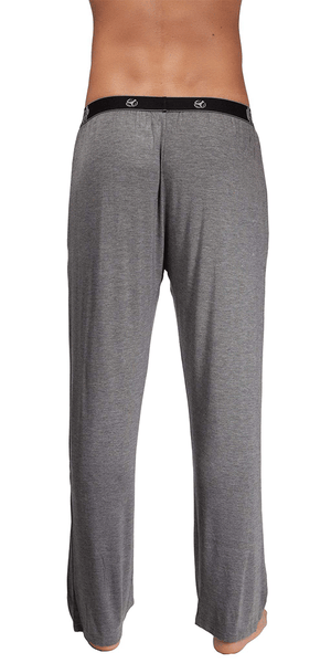 Male Power Bamboo Lounge Pant In Gray