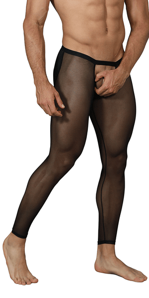Pikante 0236 Intuition Soho Long Johns Black