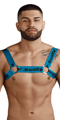 Pikante 7008 Pikante Harness In Blue