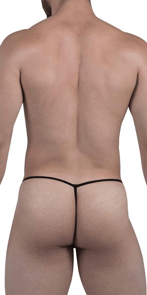 Pikante 8060 Power Thong In Black