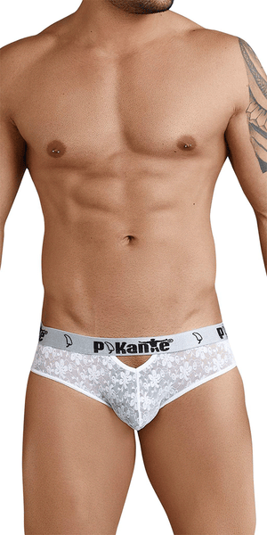 Pikante 9277 Tendency Jockstrap In White