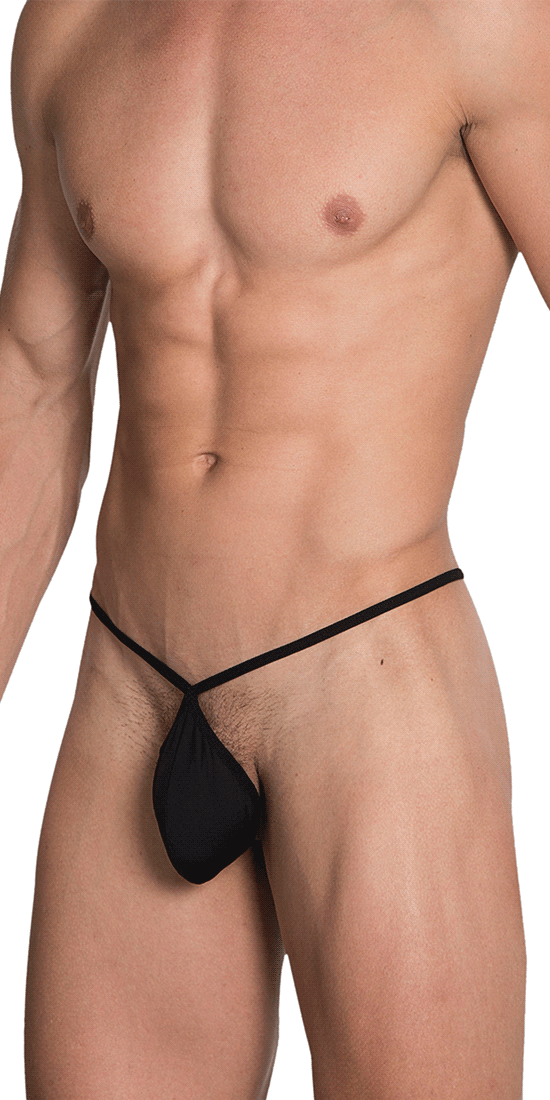 Ppu 2012 Thongs Black