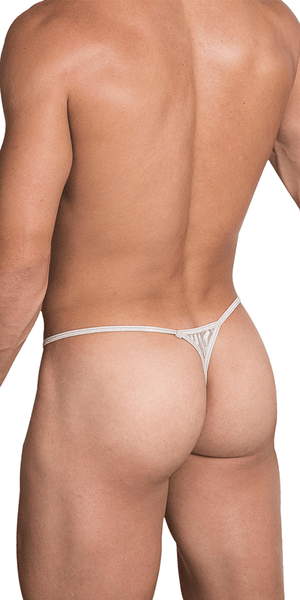 Ppu 2012 Thongs Silver