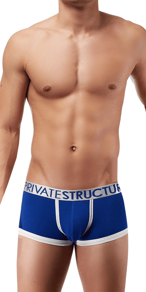 Private Structure Sxuz3682 Soho Spectrum X Boxer Brief Royal