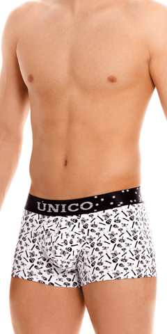 Unico 20320100123 Mito Trunks 29-white