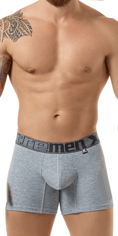 Xtremen 51351 Poly-cotton Boxer Jasper Gray