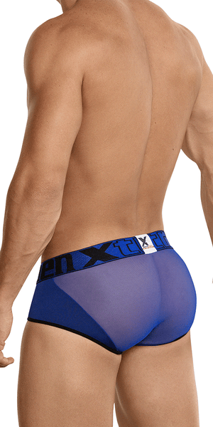 Xtremen 91039 Two Tone Briefs Blue