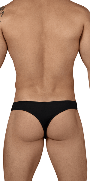 Candyman 99431 Hot Thongs Black