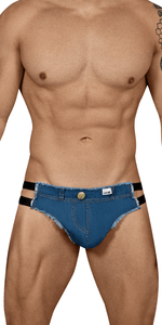 Candyman 99452 American Jeans Thongs Denim