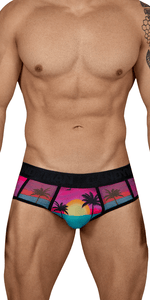 Candyman 99454 Paradise Briefs Multi-colored