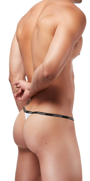 DOREANSE 1390 Aire Thong In White