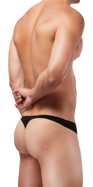 DOREANSE 1280 Hang-loose Thong In Black