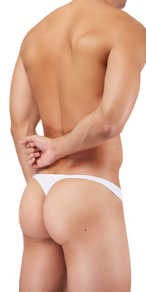 DOREANSE Hang-loose Thong In White