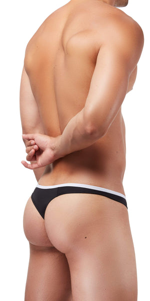 DOREANSE 1332 Loop Thong In Black