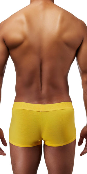 DOREANSE 1760 Low-rise Trunk In Yellow